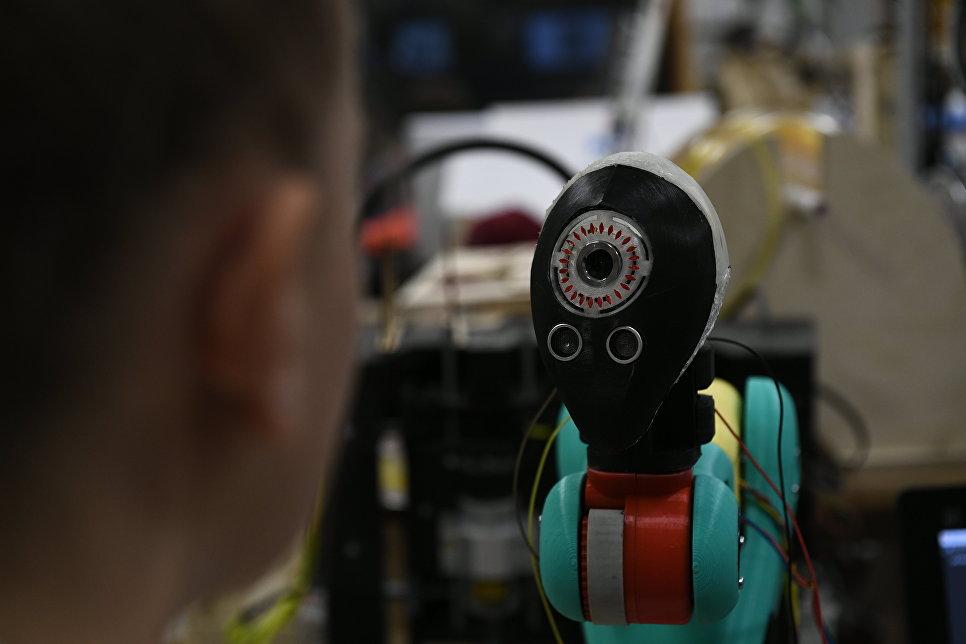 Робот IRIS