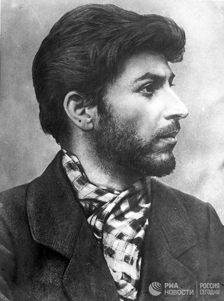 Иосиф Джугашвили (Сталин 1878-1953), член марксистского кружка