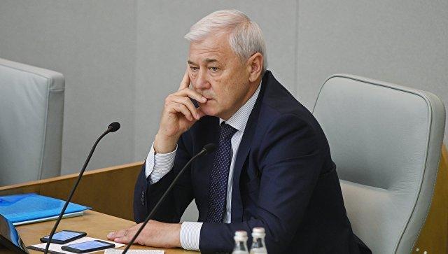 Анатолий Аксаков. Архивное фото