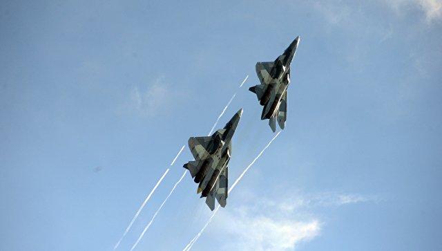 Угрозы нет: в Пентагоне прокомментировали сообщения о Су-57 в Сирии