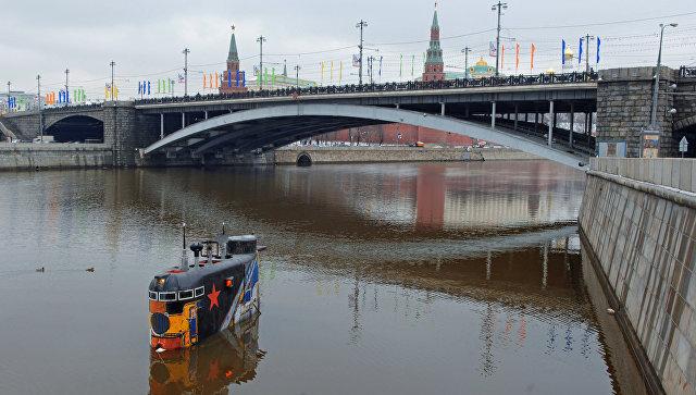 каменный мост в москве фото