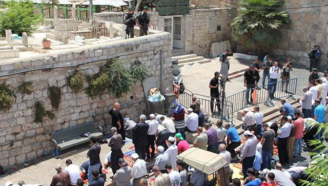 Лидер Палестины Аббас сделал срочное объявление оботношениях сИзраилем