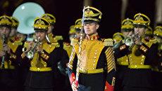 Международный военно-музыкальный фестиваль Спасская Башня. Архивное фото