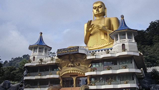 Республика Шри-Ланка. Архивное фото