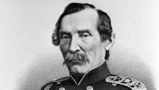 Русский государственный деятель, дипломат, возглавлявший дипломатическую миссию в Японии, адмирал Евфимий Путятин