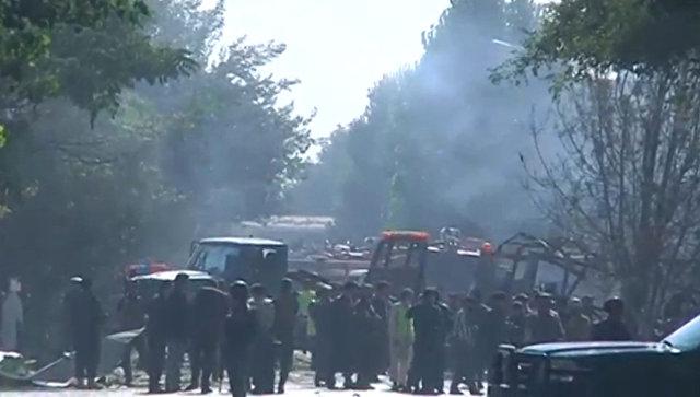 ავღანეთის დედაქალაქში ტერორისტმა მეორე ვიცე-პრემიერის სახლთან თავი აიფეთქა