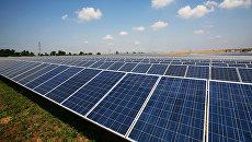 Российские солнечные панели получили международную экомаркировку