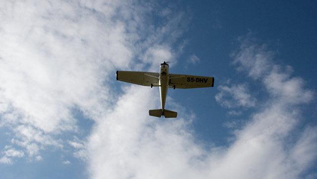 Самолет Cessna. Архивное фото