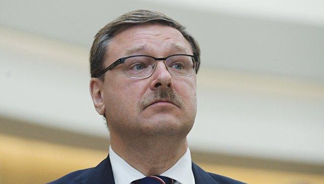 Косачев обвинил Киев в незнании Устава Совета Европы