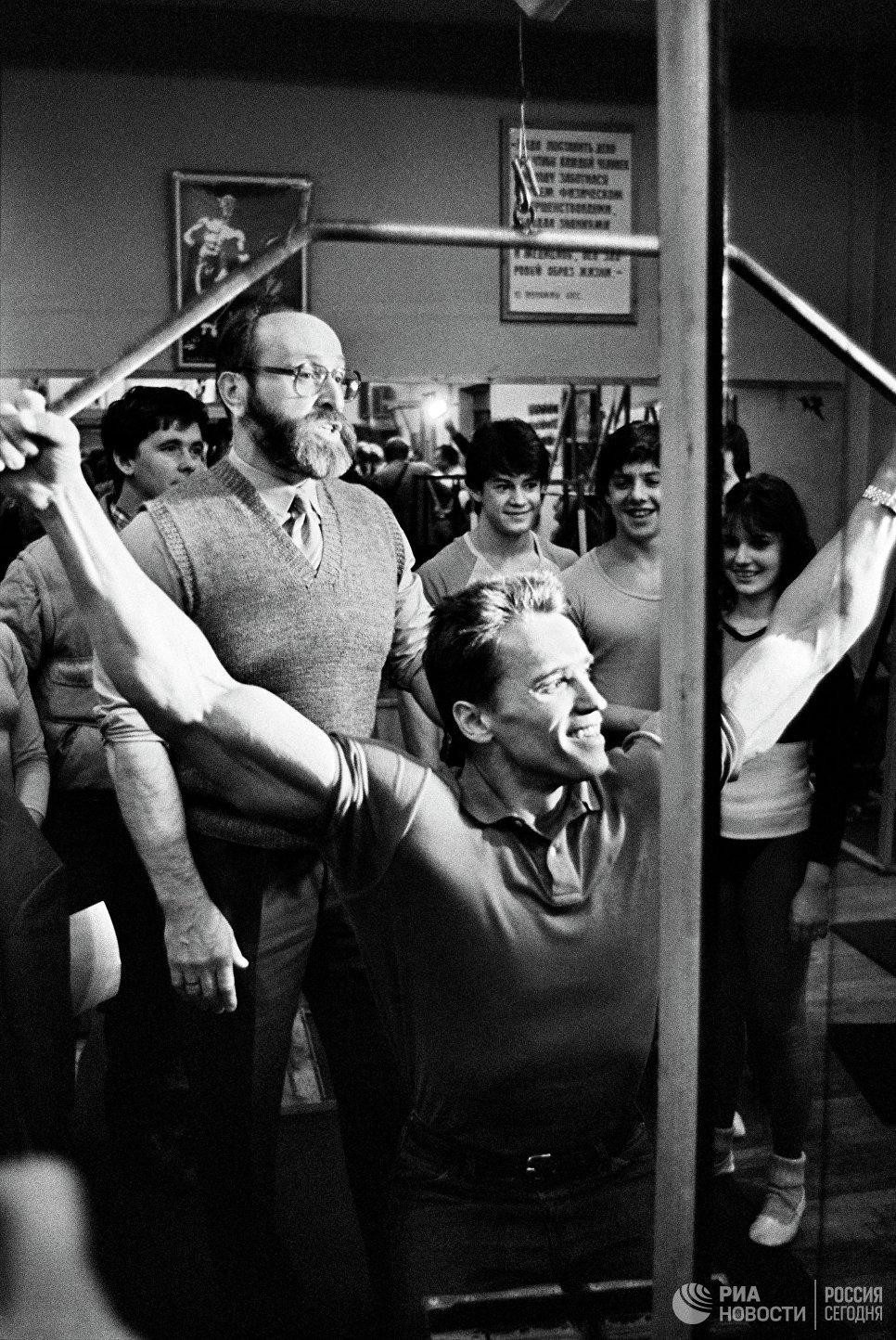 Տերմինատորից մինչև նահանգապետ. Առնոլդ Շվարցենեգերը նշում է ծննդյան 70-ամյակը (լուսանկարներ)