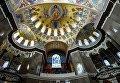 Подкупольное пространство Морского Никольского собора в Кронштадте