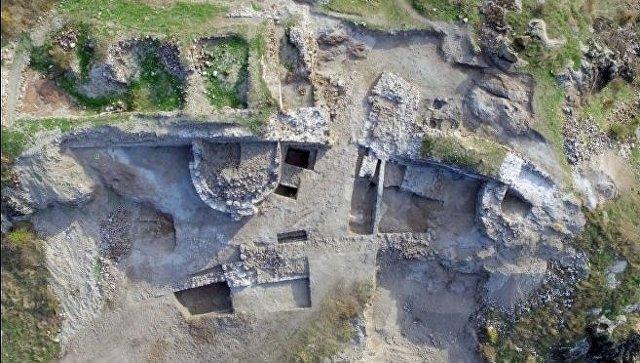 Болгарские археологи обнаружили икону Хвека