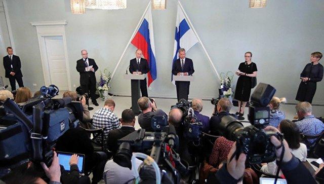 Путин считает, что надо выходить на договоренности и сотрудничество с США
