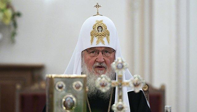 Патриарх Кирилл поблагодарил власти Хорватии за заботу о русском населении