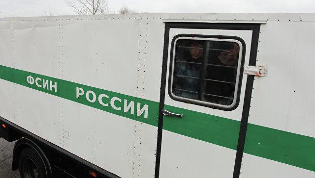 Автозак ФСИН России. Архивное фото