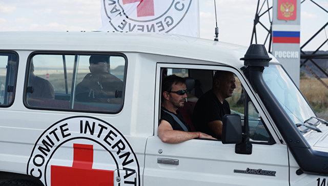 Роскомнадзор Крыма заподозрил Красный крест в нарушении персональных данных