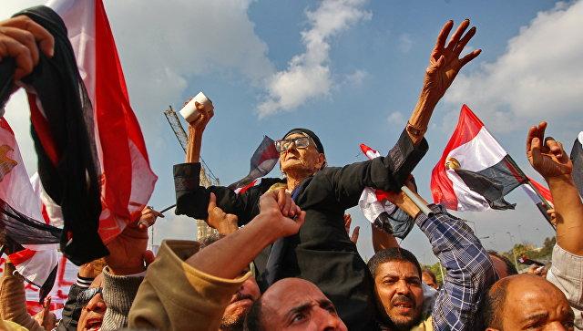 Население Египта за десять лет увеличилось на 22 миллиона человек