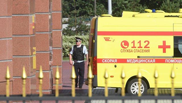 Подмосковный Минздрав поведал осостоянии пострадавших вМособлсуде