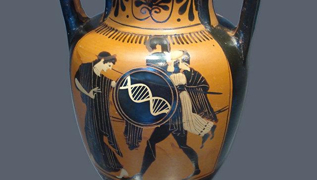 Ученые раскрыли тайну происхождения древнегреческих героев и загадочных минойцев