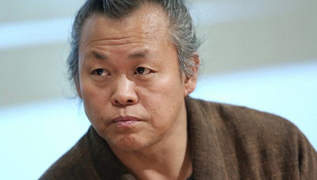 Корейский режиссер Ким Ки Дук. Архивное фото