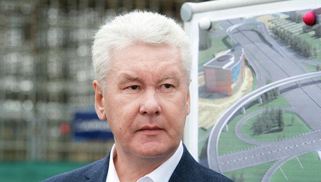 Финансовая активность возвращается в российскую столицу — Собянин