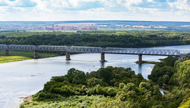 Уфа, Башкирия. Архивное фото