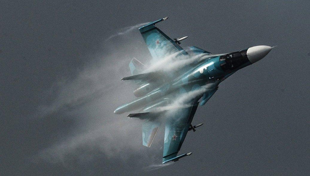«Сухой» сообщил ВКС РФ еще одну партию Су-34