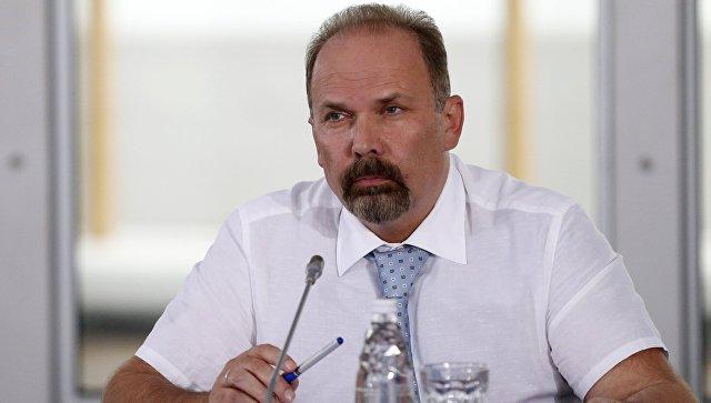 Министр строительства и жилищно-коммунального хозяйства Михаил Мень