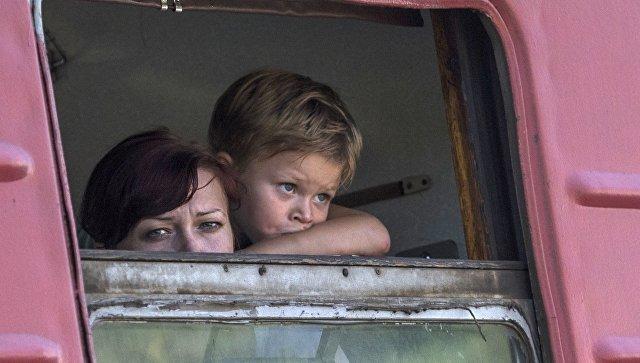 В Российскую Федерацию затри года переселились 400 тыс. украинских беженце ...