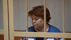 Бывший главный бухгалтер театральной труппы Седьмая студия Нина Масляева. Архивное фото