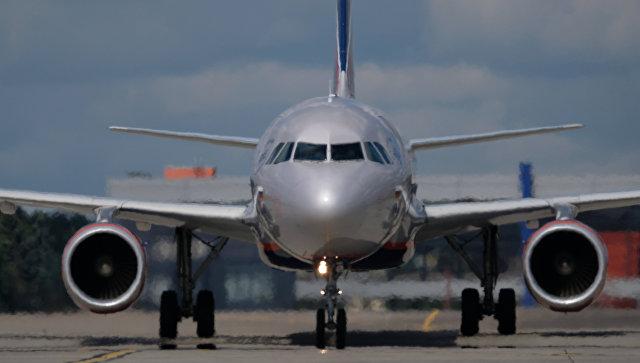 Airbus A320. Архивное фото