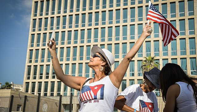 Американские дипломаты вГаване с следующего года  подвергались «акустическим атакам»— Вашингтон