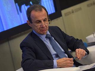 Сергей Орджоникидзе, советский и российский дипломат. Архивное фото