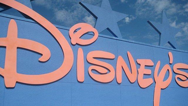 Логотип студия Disney. Архивное фото