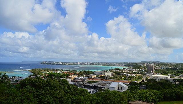 Японская школа отменила поездку на остров Гуам из-за угроз КНДР