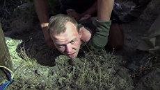 Гражданин Украины Геннадий Лимешко, задержанный управлением ФСБ России по Республике Крым. 15 августа 2017