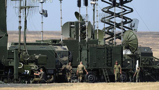 ВСирии русские военные опробовали новейшую засекреченную связь