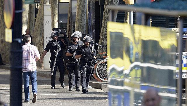 МИД призывает белорусов, которые находятся в Барселоне, выйти на связь