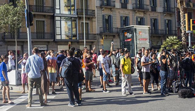 Испания расследует возможные связи террористов в соседних странах