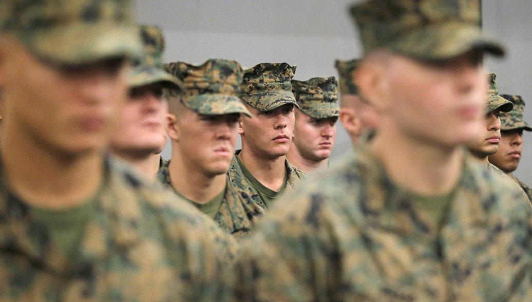 В Калифорнии 15 пехотинцев получили ранения во время ЧП на военной баз
