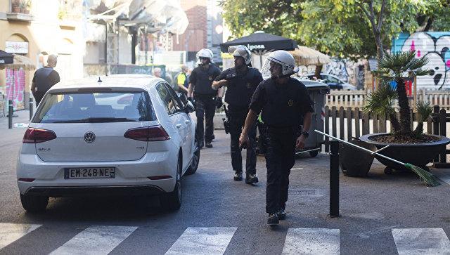 Теракт в Барселоне. Архивное фото