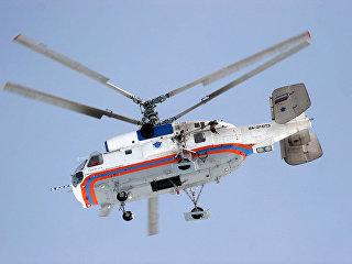 Многоцелевой вертолет Ка-32А11ВС. Архивное фото