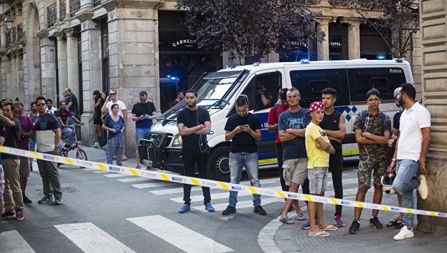 СМИ рассказали, что позволило избежать большого числа смертей в Барселоне