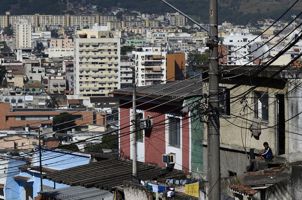 Государство в государстве: жизнь в бразильских фавелах