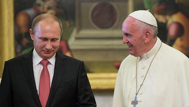 ВВатикане поведали  овизите госсекретаря в российскую столицу