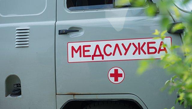 Неизвестный избил водителя скорой помощи вПушкино— Подмосковье