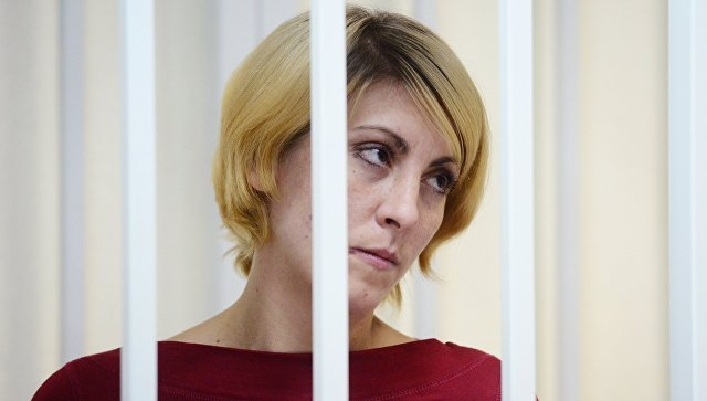 Ольга Алисова, сбившая насмерть шестилетнего мальчика в подмосковной Балашихе. Архивное фото