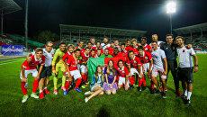 Молодёжная команда ФК Локомотив победила в турнире UTLC Cup 2017