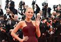 Американская актриса Блейк Лайвли на Красной дорожке церемонии открытия 67-го Каннского фестиваля