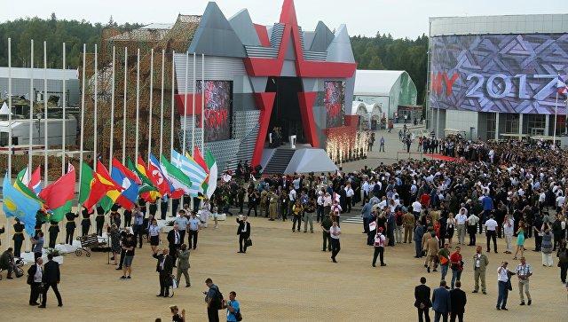 """Около 130 компаний ОПК из Подмосковья участвуют в форуме """"Армия-2017"""""""